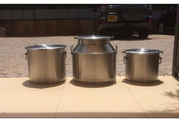 Milk Cans Kurima Machinery